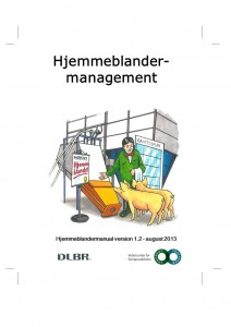 Forsidebillede - Hjemmeblander -version 1.2 - august 2013