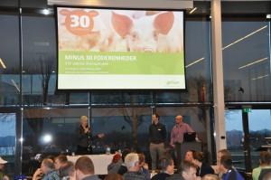 Team Nordahl med Minus30 på Gefions årsmøde